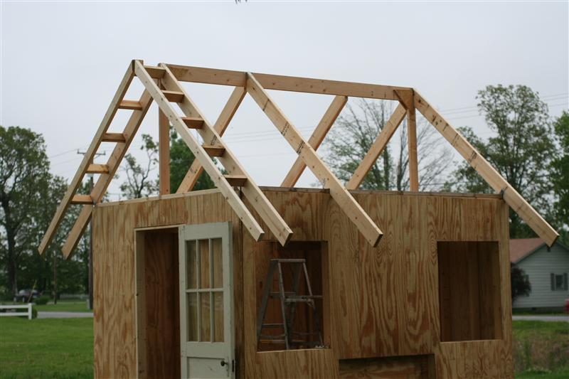 Shed Roof Overhang Framing Orpha Hucks